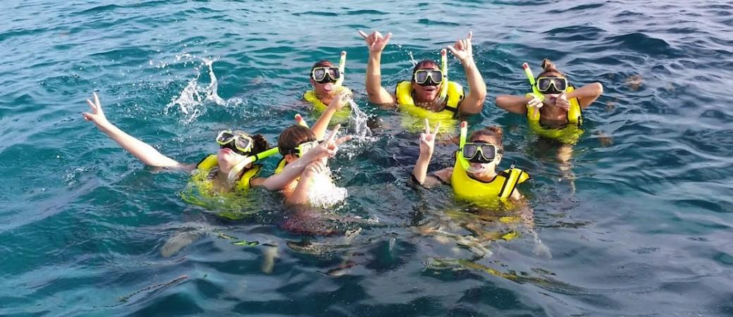 Family Fun Boat Tours Islamorada Boat Tours Snorkeling Sandbar Sightseeing Eco Tours